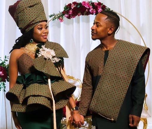 Bontle Modiselle and Priddy Ugly welcome their baby girl