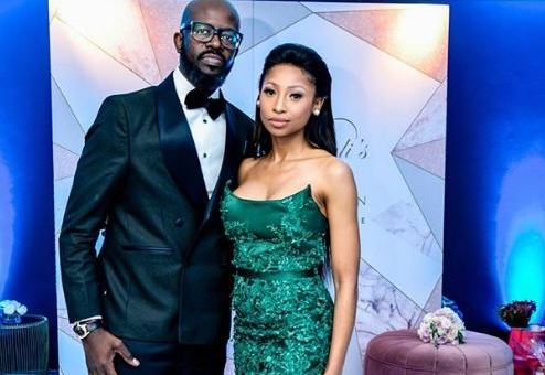 Enhle Mbali confirms split from Black Coffee