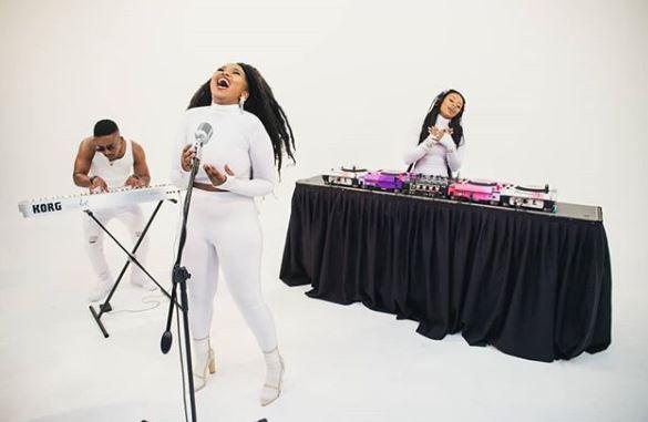 Umlilo music video