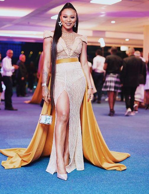 DStv Mzansi Viewer's Choice Awards red carpet