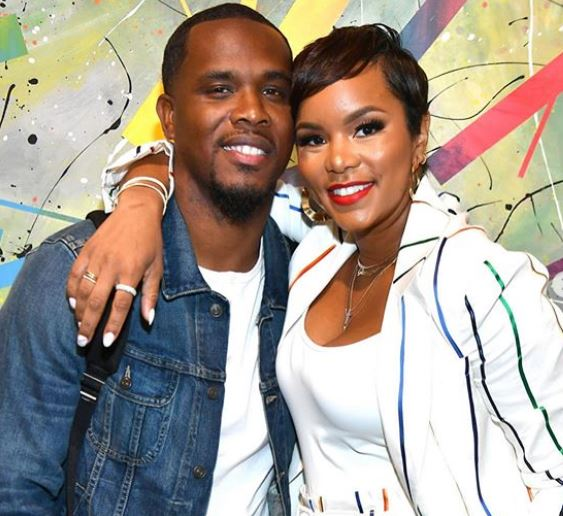 Letoya Luckett is expecting baby number 2