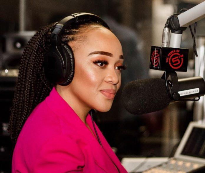 Thando Thabethe hangs up her earphones at 5FM