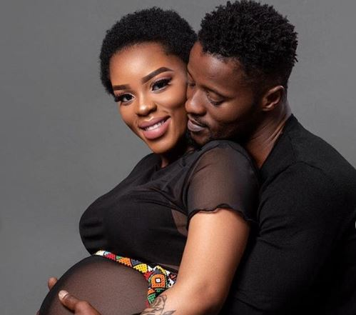 Abdul Khoza shares a first look at his daughter