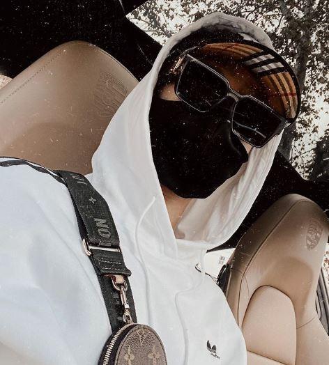celebs rock fashionable face masks