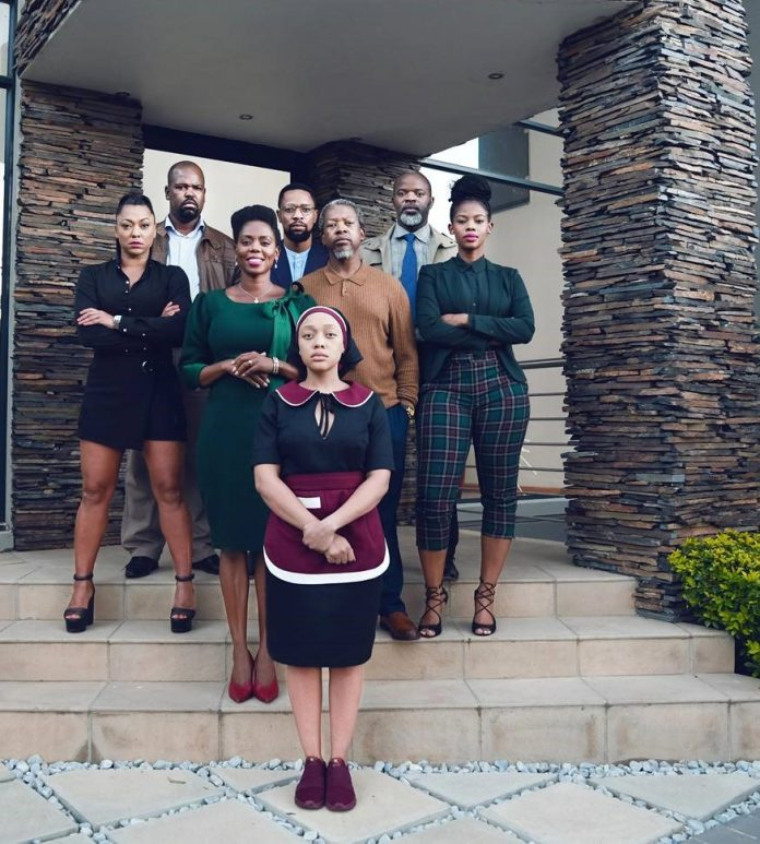 Lorcia Cooper, Xolile Tshabalala, SK Khoza and Dumisani Mbebe join season 2 of Housekeepers