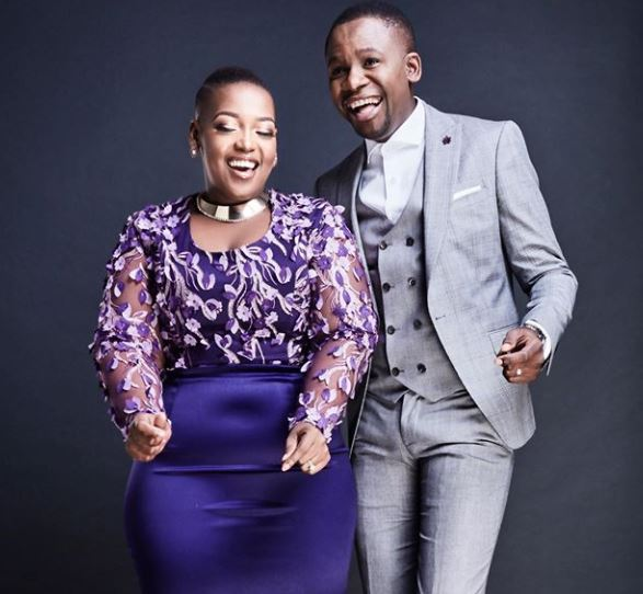 Happy 12th anniversary to Ntokozo Mbambo and Nqubeko Mbatha