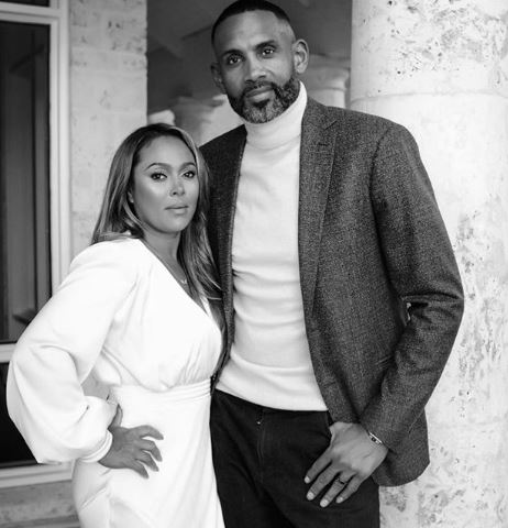 Tamia shares how she and her husband get through challenges in their marriage